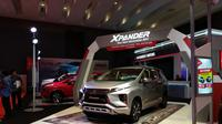 Mitsubishi Xpander di GIIAS Medan Auto Show 2017(Amal/Liputan6).