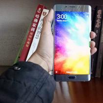 Tampilan depan Xiaomi Mi Note 2. www.sulawesita.com/ Agustin Setyo Wardani