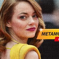 Metamorfosa Emma Stone (Foto: AFP, Digital Imaging: Nurman Abdul Hakim)