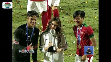 Berhasil kalahkan Thailand final Piala AFF tadi malam, berikut kami hadirkan profil Timnas Indonesia U-16.