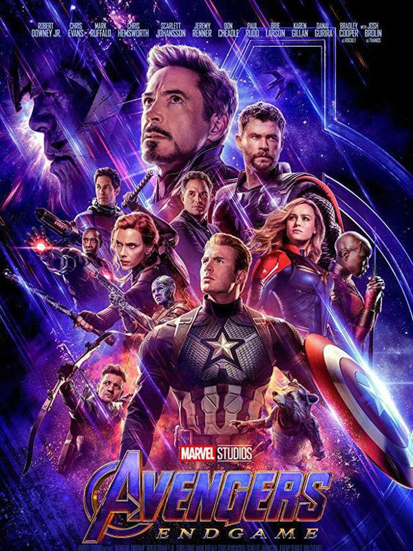 endgame official poster