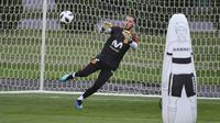 David de Gea fokus untuk Piala Dunia (PIERRE-PHILIPPE MARCOU / AFP)