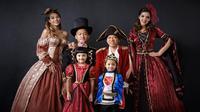 Keluarga Anang dan Ashanty (Sumber: Instagram/ashanty_ash)