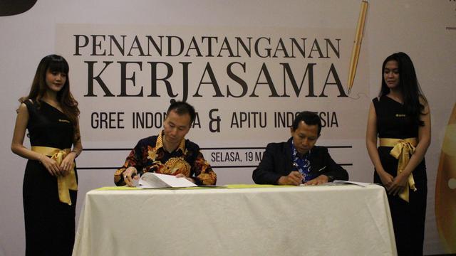 Foto Tingkatkan Keahlian Teknisi AC, Gree Indonesia Jalin Kerja Sama Strategis dengan APITU Indonesia
