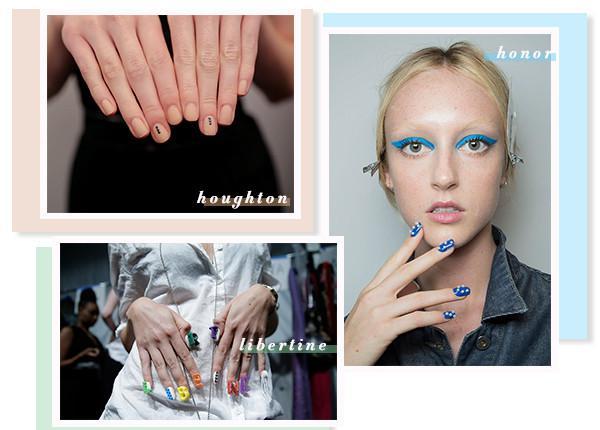 nyfw nail trend