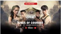 Live Streaming One Championship (Vidio.com)