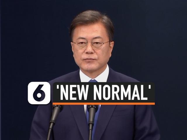Video Korea Selatan Masuki Tahap Kehidupan New Normal Global
