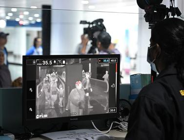 Malaysia Gunakan Pemindai Suhu di Bandara Antisipasi Virus Corona