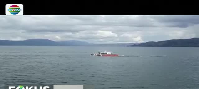 Penyapuan dilakukan dengan ekstra hati-hati dengan menggunakan jaring trawl.