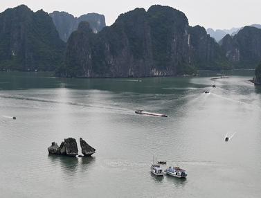 Ha Long Bay, Keindahan Alam Warisan Dunia di Vietnam