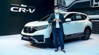 New Honda CR-V (ist)