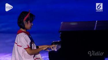 Allafta Hirzi Soddiq turut meramaikan Upacara Pembukaan Asian Para Games 2018. Penyanyi dan pianis cilik penyandang tunanetra tersebut membawakan lagu 'Heal The World' dari Michael Jackson.