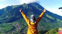 Bukit Gancik, Boyolali, Jawa Tengah. (wh_u32juana/Instagram)