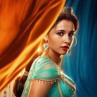 Naomi Scott, pemeran princess Jasmine di film Aladdin. (Foto: instagram.com/naomigscott)