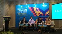 Taiwan Expo 2019 (Foto:Liputan6.com/Dian Kurniawan)