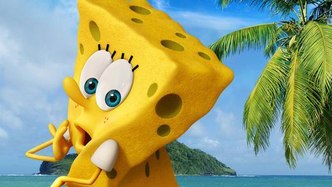 100+ Gambar 2 Dimensi Spongebob Terbaik