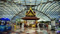 Ilustrasi bandara Thailand (AFP)