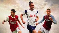 Ilustrasi - Dani Ceballos, Gareth Bale, Ross Barkley (Bola.com/Adreanus Titus)