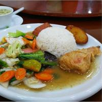 Restoran Vegetarian Chong Saw. foto: Instagram (chatrinthung)