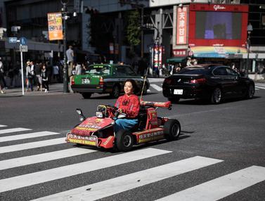 Potret Aktivitas Warga Shibuya Tokyo