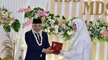 Fakta Sosok Rashda Diana, Istri Din Syamsuddin yang Bergelar Doktor Ilmu Politik