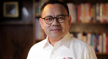 Sekretaris Jenderal PMI Sudirman Said. Dok PMI