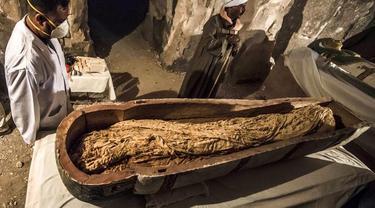Mumi Wanita Berusia 3.000 Tahun