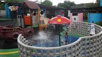 Taman bermain bergaya Eropa ala PlayPark Bintaro (Foto: Istimewa)