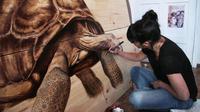 Seniman-seniman ini mampu mengubah dunia melalui kedua tangannya.