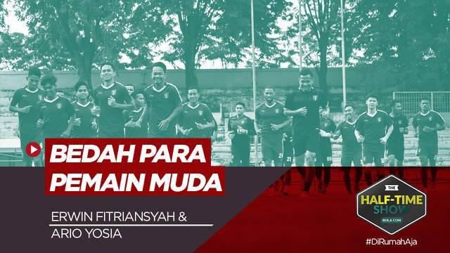 Berita video Half Time Show, Aji Santoso dan Iwan Setiawan berbicara perihal kekuatan Persebaya dan Persela di BRI Liga 1 2021