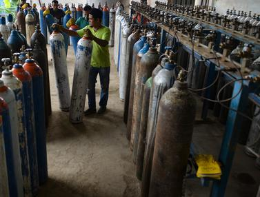 Kebutuhan Oksigen di Aceh