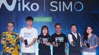 Pluncuran Wiko Tommy 3 di Indonesia (Foto: Wiko Indonesia)