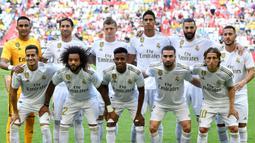 2. Real Madrid - USD 864 juta. (AFP/Christof Stache)