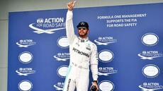 Video Formula 1, Lewis Hamilton meraih Pole Position di Australian Grand Prix pada Sabtu (19/03/2016).