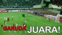 Sebagai olahraga paling populer di Tanah Air, masyarakat tentu sangat berharap Indonesia bisa kembali mengukir prestasi di cabang sepakbola.
