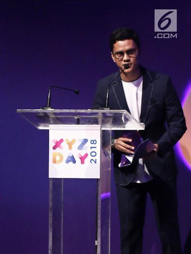 Arief Muhammad Raih Best Creator For Lifestyle di XYZ DAY 2018
