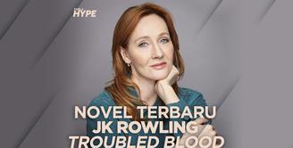 Bercerita tentang apa sih novel terbaru JK Rowling? Yuk, kita cek video di atas!