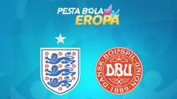 Piala Eropa - Euro 2020 Inggris Vs Denmark (Bola.com/Adreanus Titus)