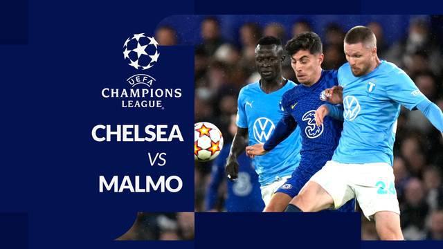 Berita motion grafis laga matchday 3 Grup H Liga Champions 2021/2022, Chelsea melawan Malmo, Kamis (21/10/2021) dinihari WIB.