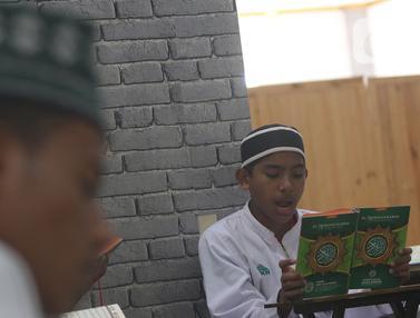 Tadarus Al-Quran di Pesantren Nuu War AFKN