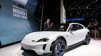 Porsche Mission E Cross Turismo Concept (Carscoops)