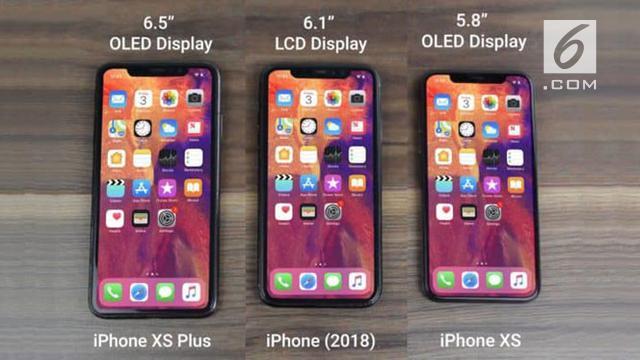 Tiga seri iPhone terbaru yang bakal Apple ungkap 12 September 2o18. (Doc   MobileFun) c6af5153c4