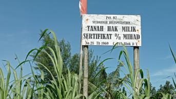 Menyoal Prosedur Sertifikasi Tanah di Urut Sewu Kebumen