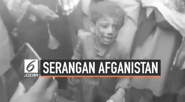Serangan mematikan menghantam sebuah pesta pernikahan di distrik Musa Qala Afganistan. Serangan yang dilancarkan militer Afganistan tersebut sedikitnya menewaskan 40 orang.