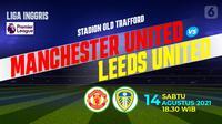 Manchester United vs leeds (Liputan6.com/Niman)