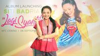 Siti Badriah (Bambang E. Ros/bintang.com)