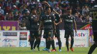 Pemain Persinga Ngawi siap meladeni Persebaya pada babak 32 Besar Piala Indonesia. (Bola.com/Gatot Susetyo)