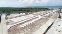 Waskita Beton bangun pabrik di Lokasi Ibu Kota Baru (dok: WSBP)