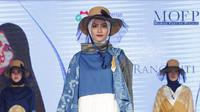 Berikut pemenang ajang Modest Fashion Project 2018 yang siap mendunia. (Foto: Dok. APPMI)