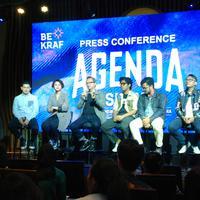 BEKRAF, AGENDA 2018 Press Conference